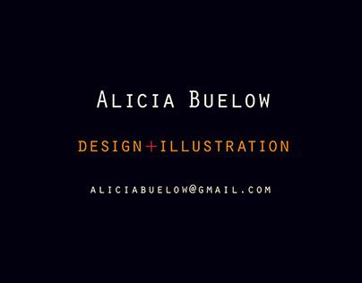 Alicia Buelow - Favorite Design Projects