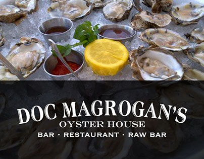 DocMagrogan's Oyster House : Promotional Marketing