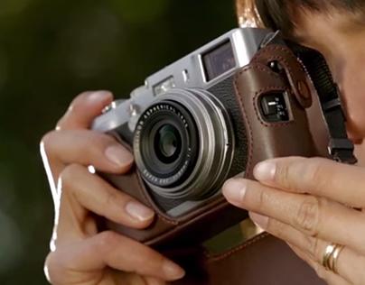 Fujifilm X-Series commercial