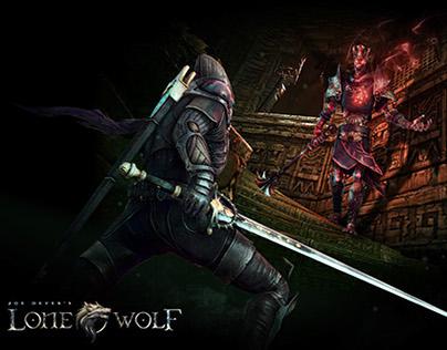 Joe Dever's Lonewolf act 03