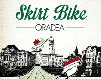 SkirtBike Oradea event