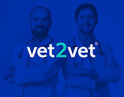 Vet2Vet - Strategy & Branding