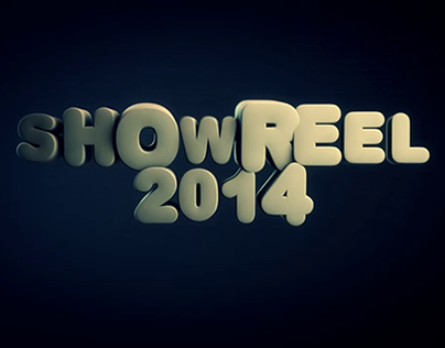 My Showreel 2014 final