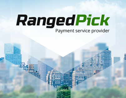 RangedPick website design