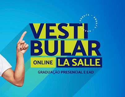 Vestibular Online | La Salle