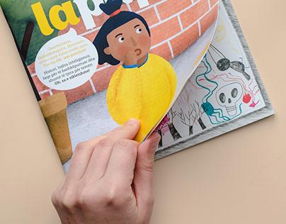 Cover – Papperlapapp Magazin Nº 13