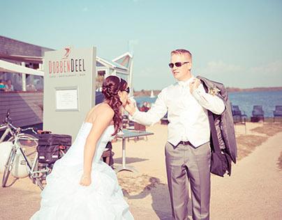 Hochzeitsreportrage in Bad Bederkesa
