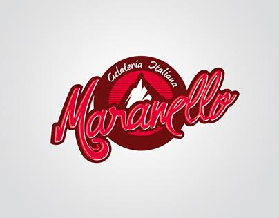 Branding para Maranello Gelateria