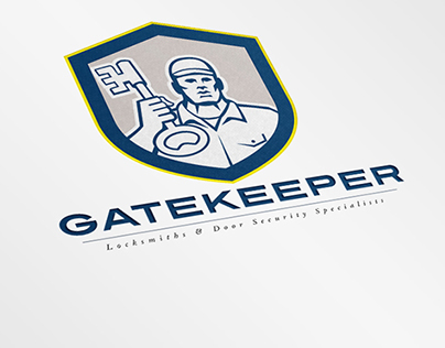 Gatekeeper Security Locks Specialists Logo