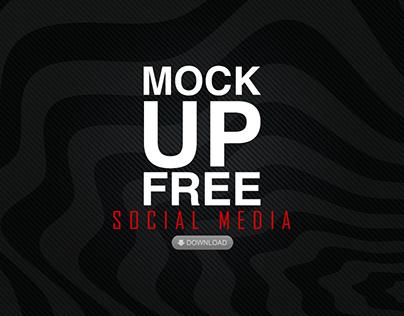 Social Media Mock-up Free