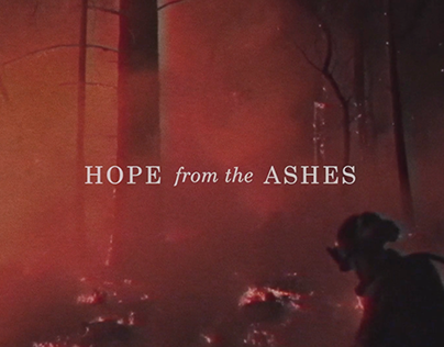 HOPE from the ASHES