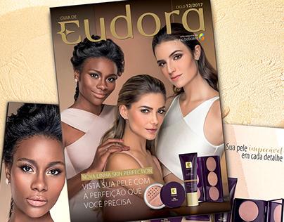 Lançamento Skin Perfection Eudora