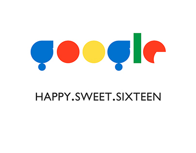 Happy 16th Birthday Google