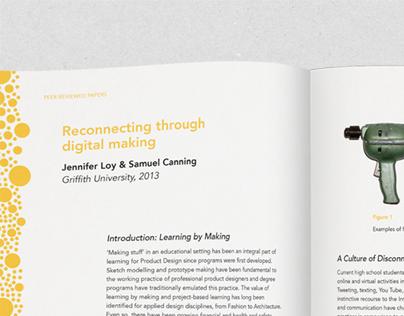 Industrial Design Educators Network (IDEN) Journal