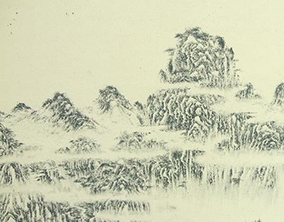 The comfortable life of Chinese painting