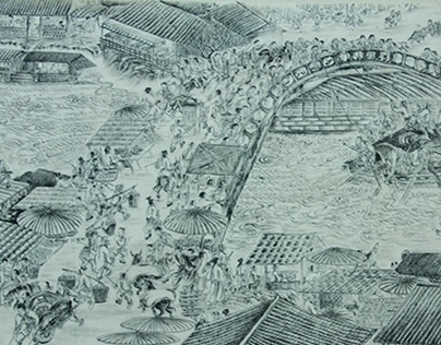 Riverside Scene at Qingming Festivaln~NO,2
