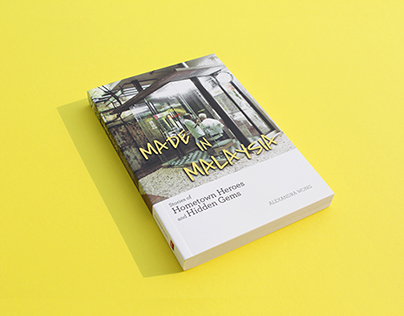 Made in Malaysia Book Cover