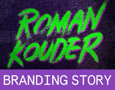 Roman Kouder - Process of Visual ID Creation