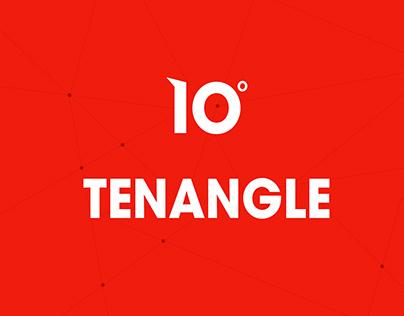 TENANGLE INC - ADVERTISING BANNER DESIGN