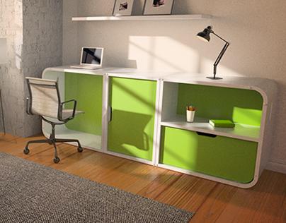 Mood - Multifunctional furniture