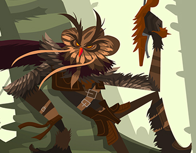 Hill tribes (Animated gif)
