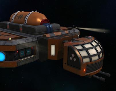 Freight Spaceship