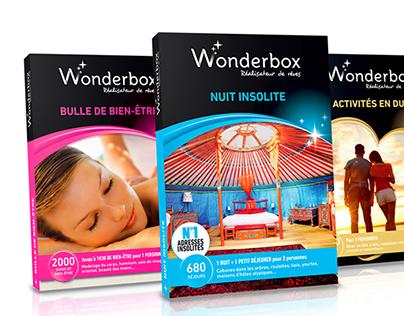 Nouvelle charte Wonderbox