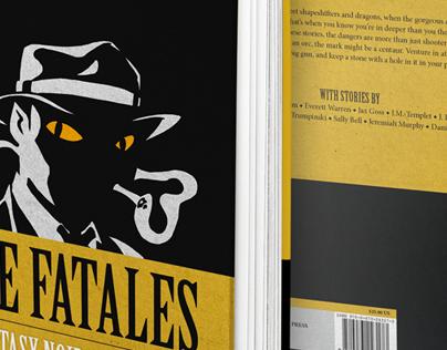 Fae Fatales: A Fantasy Noir Anthology