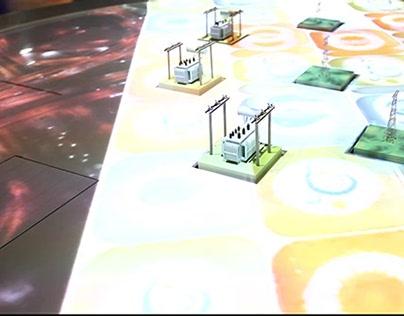 Dynamic model presentation for smart grid