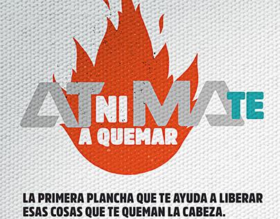 #ATniMAteAQUEMAR/EL OJO/JÓVENES TALENTOS