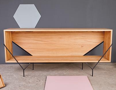 "Low side furniture ""Y"""