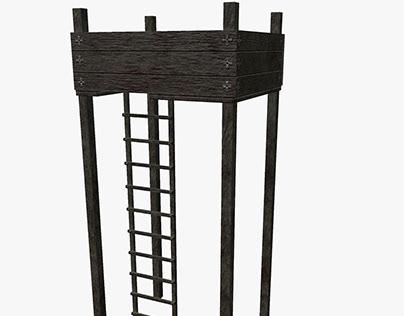 Archer Tower Level 1