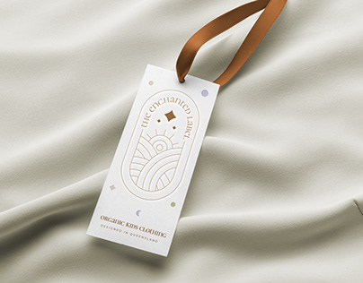 Branding for The Enchanted Label