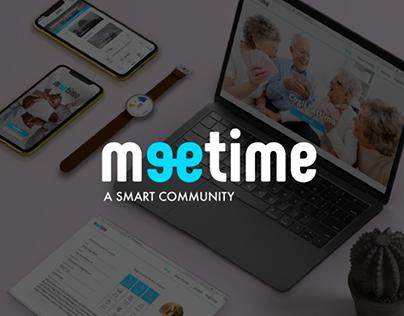 Meetime // Product, Service & Ui Ux design