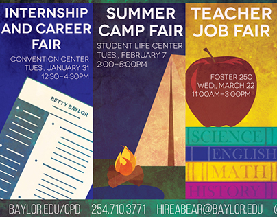 Career and Professional Development Semester Events