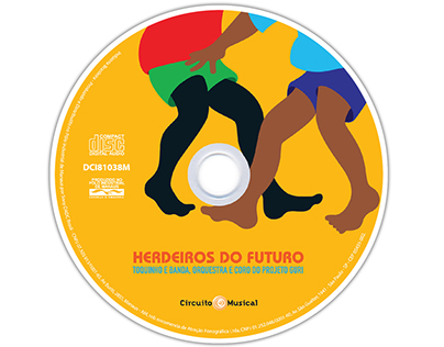 CD Design: Herdeiros do Futuro