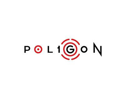 Logo design - Poligon 1
