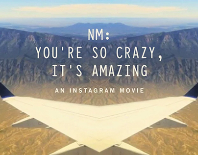 NM: You're so crazy, it's amazing