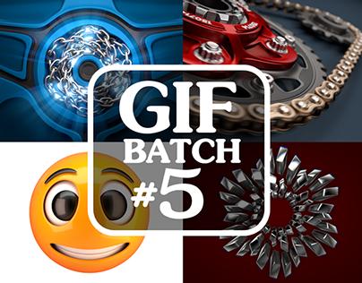 GIFs Batch #5