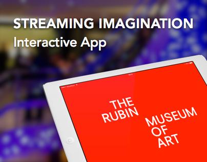 Rubin Musuem of Art: Clemente Streaming Imagination App