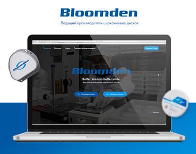 Bloomden - производитель циркониевых дисков