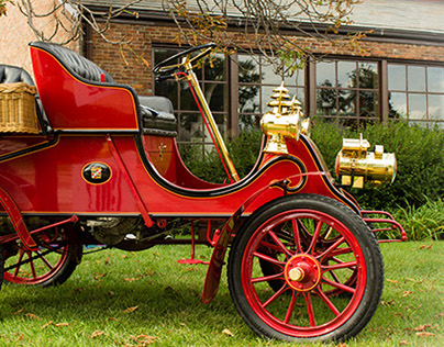 Old Car Festival: The Henry Ford - Greenfield Village