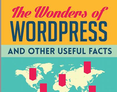 The Wonders of WordPress Infographic