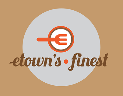 'Etown's Finest' Web + Mobile Design
