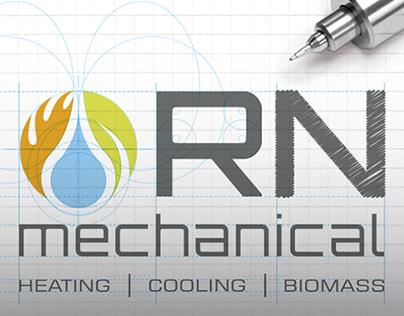 RN Mechanical | Web Design, Branding & Logo Design