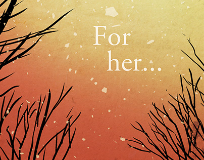 For Her... - One -