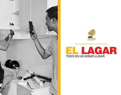 El Lagar • ORO EFFIE COLLEGE 2020