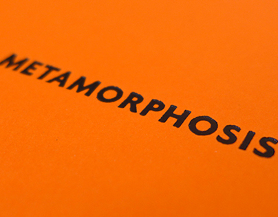 Metamorphosis into the wild…