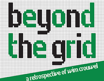 Wim Crouwel — Beyond the Grid