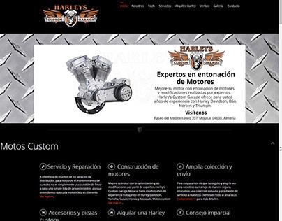 Web Design Almeria